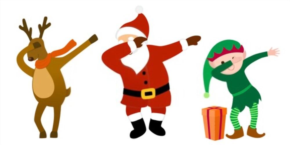 frohe weihnachten lustig